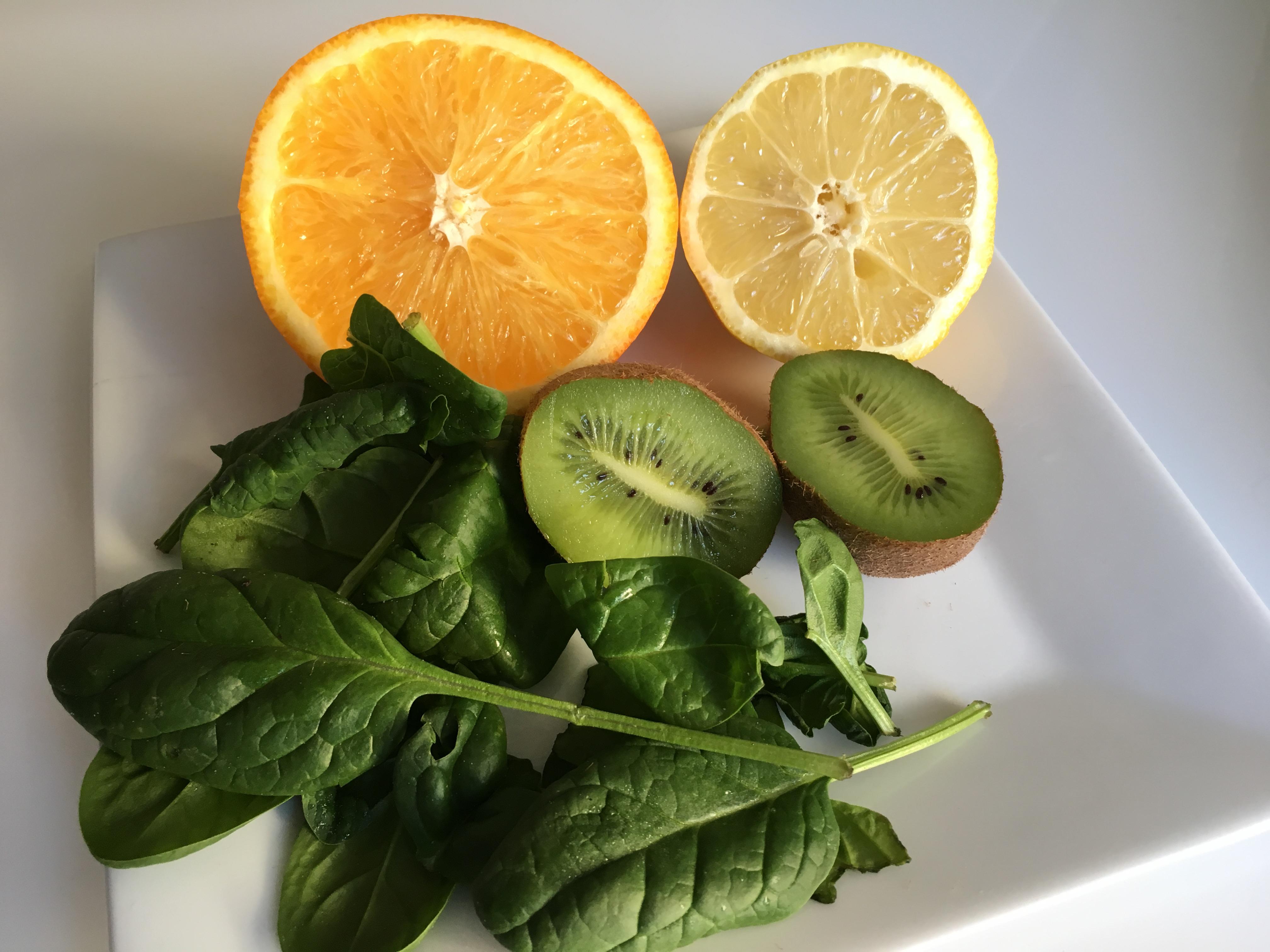 Frukt & grönt