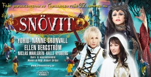 Musikalen snövit, Dröse & Norberg