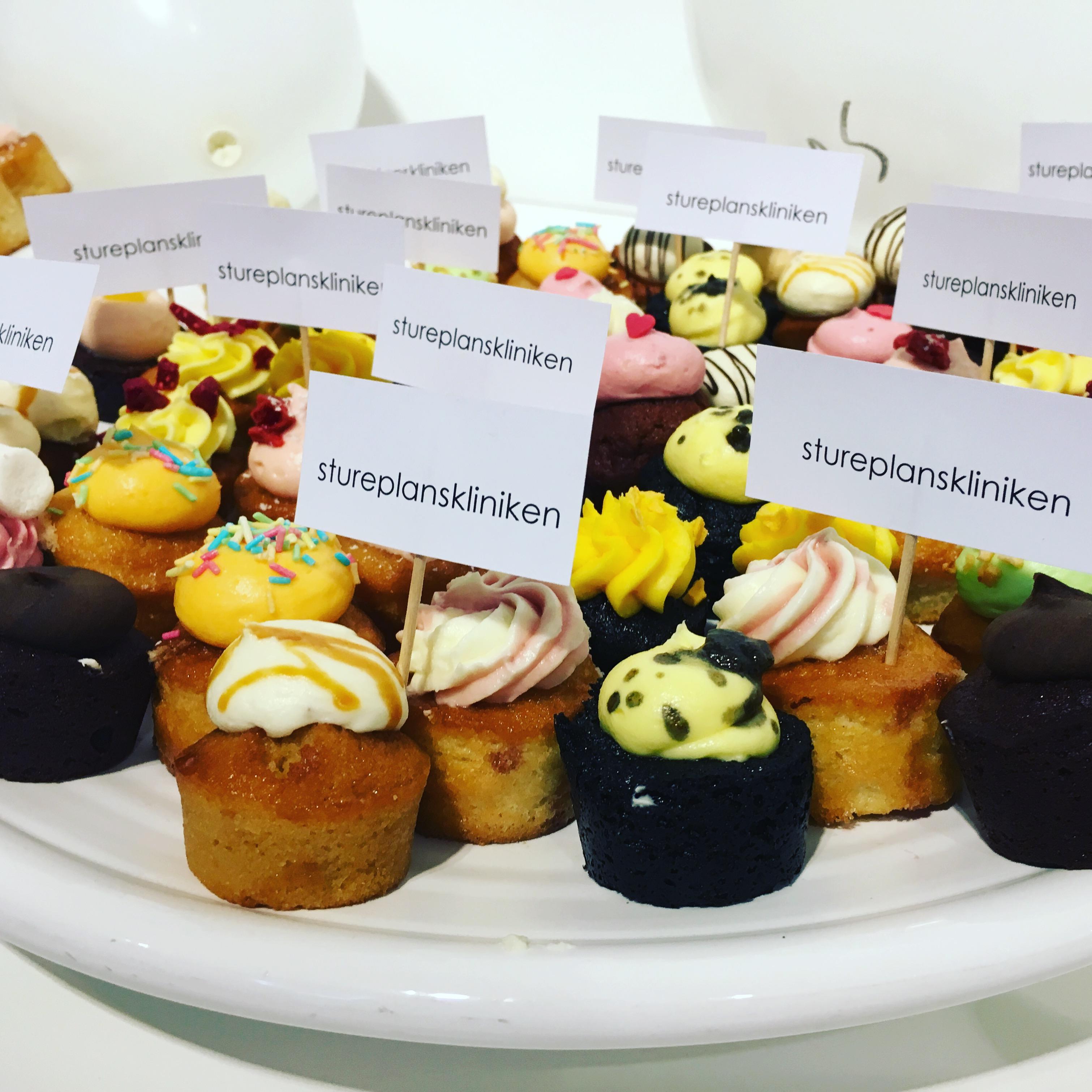 söta cupcakes