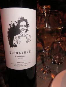 Signature vin