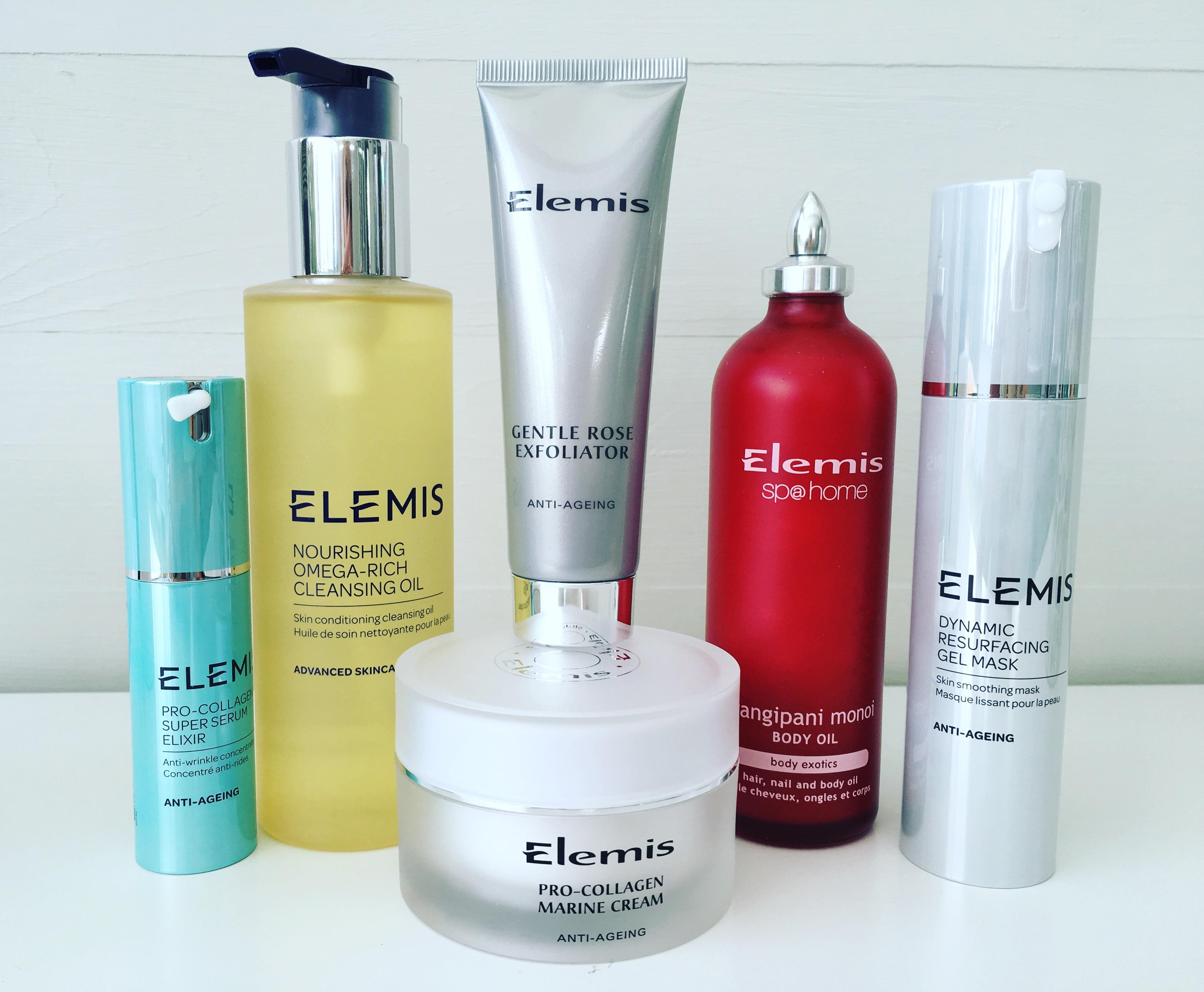 Hudvård från Elemis