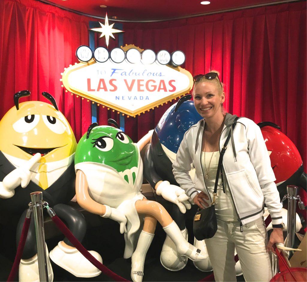 M&M World i Las Vegas