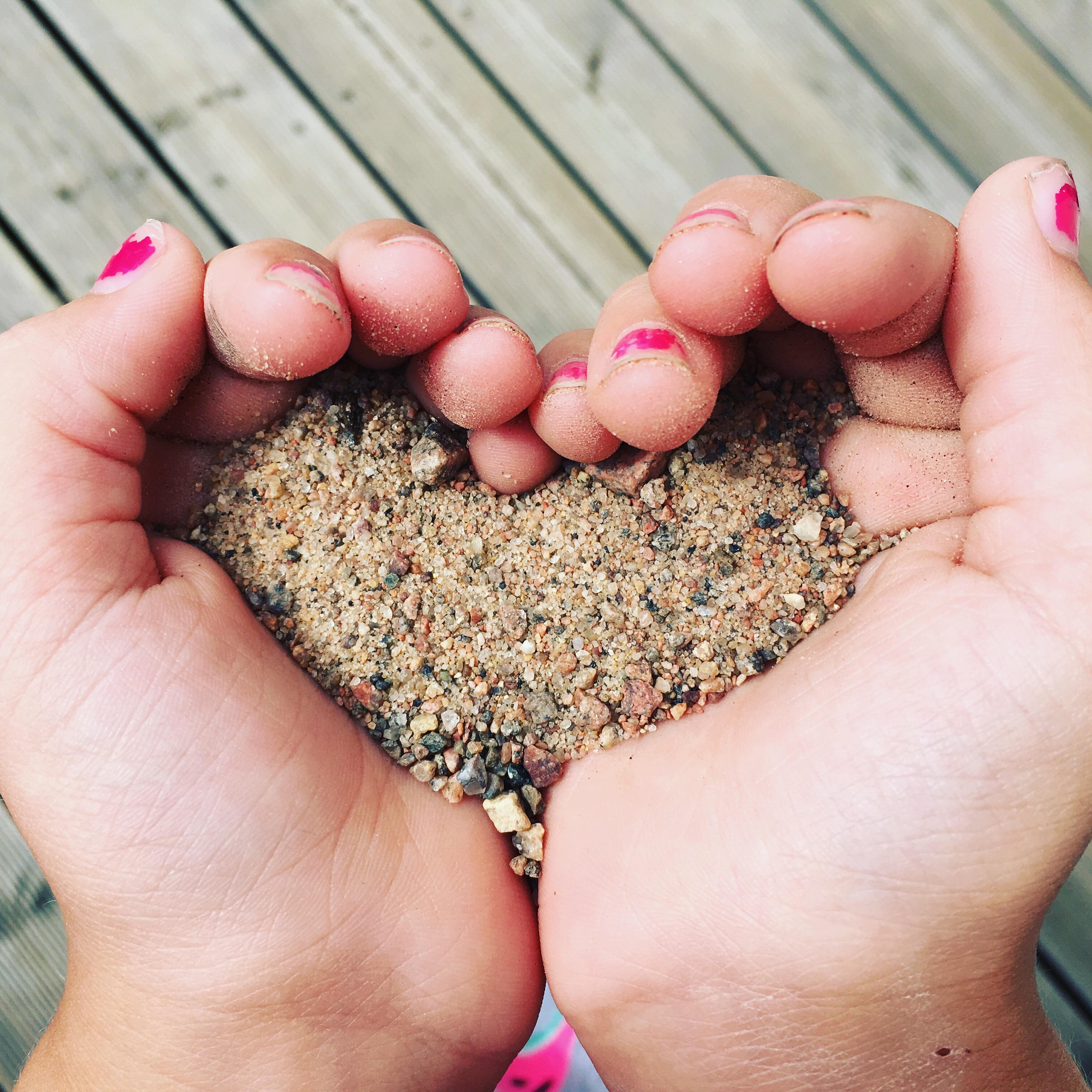 hjärtat i din hand