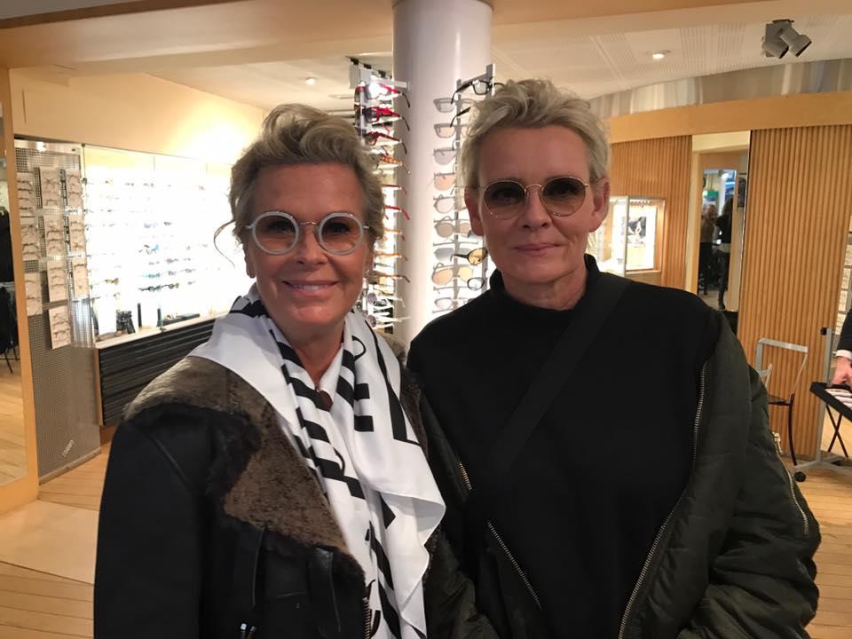 Efva Attlings glasögonkollektion