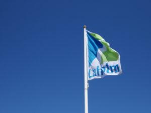 Laholmsflagga