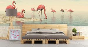 Flamingotapet