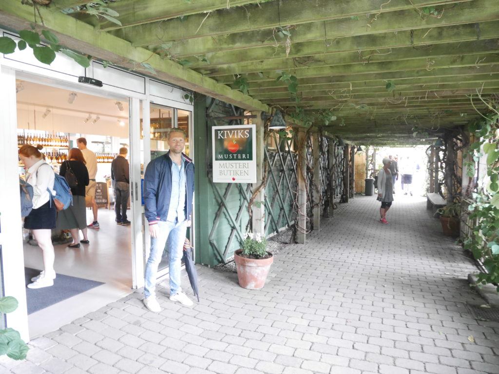 Kiviks Musteri butik