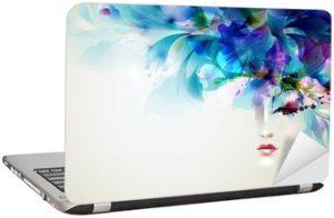 Pixers laptop dekor