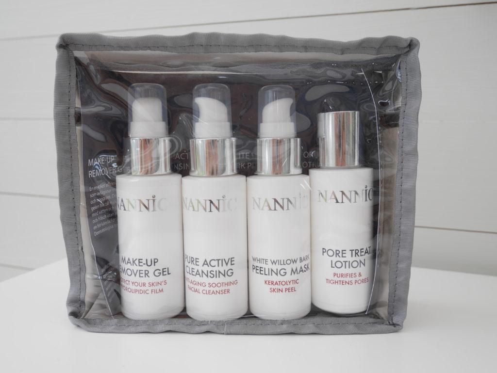 Nannic travel kit