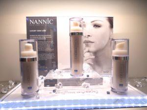 Nannic hudvård