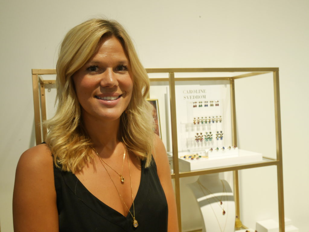 Caroline Swedbom jewelry