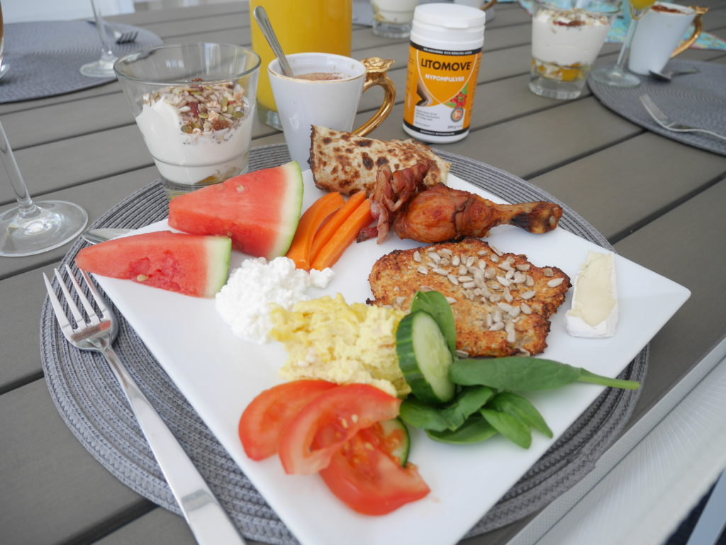 Söndags brunch