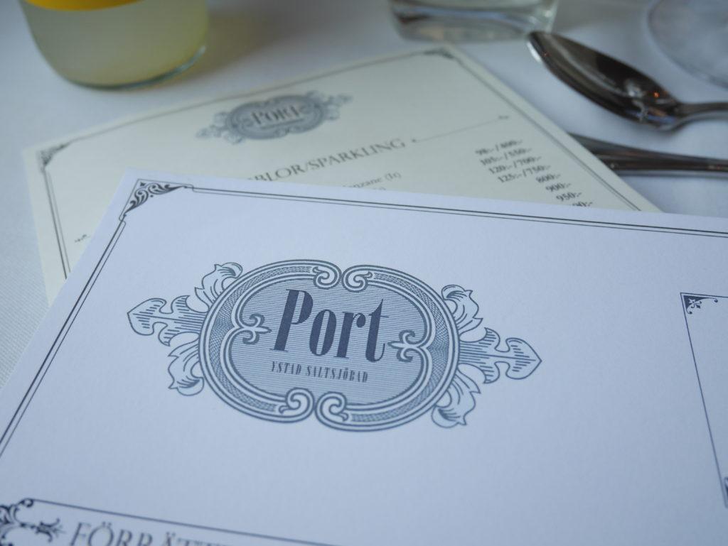 restaurang port