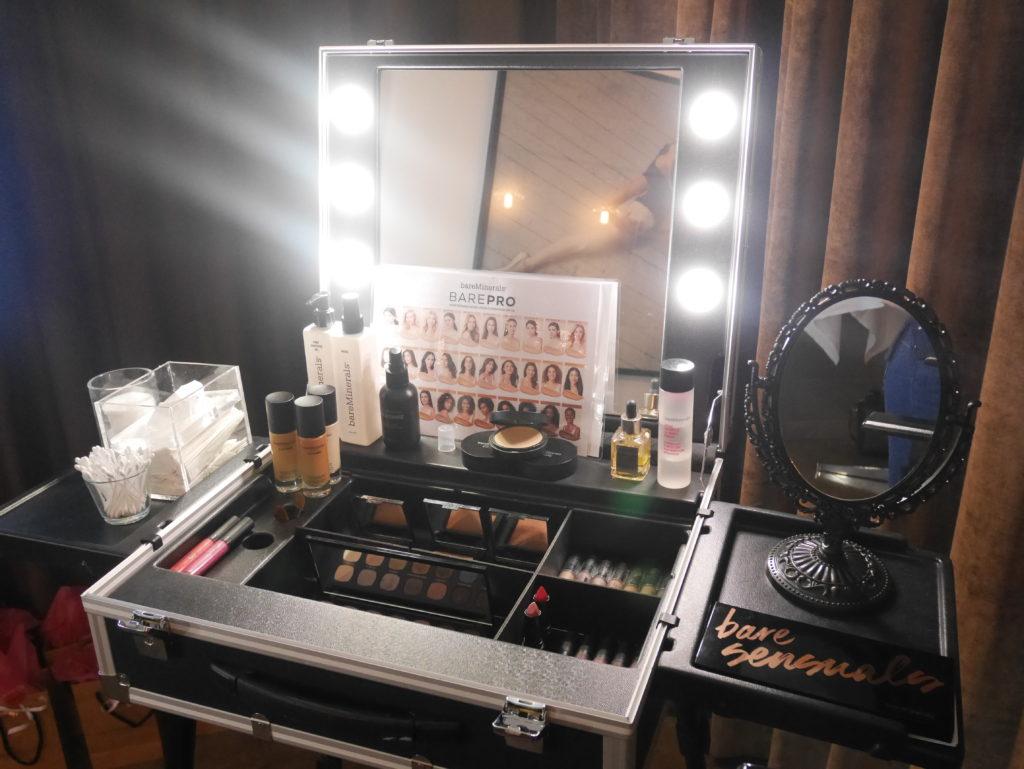Makeup bord