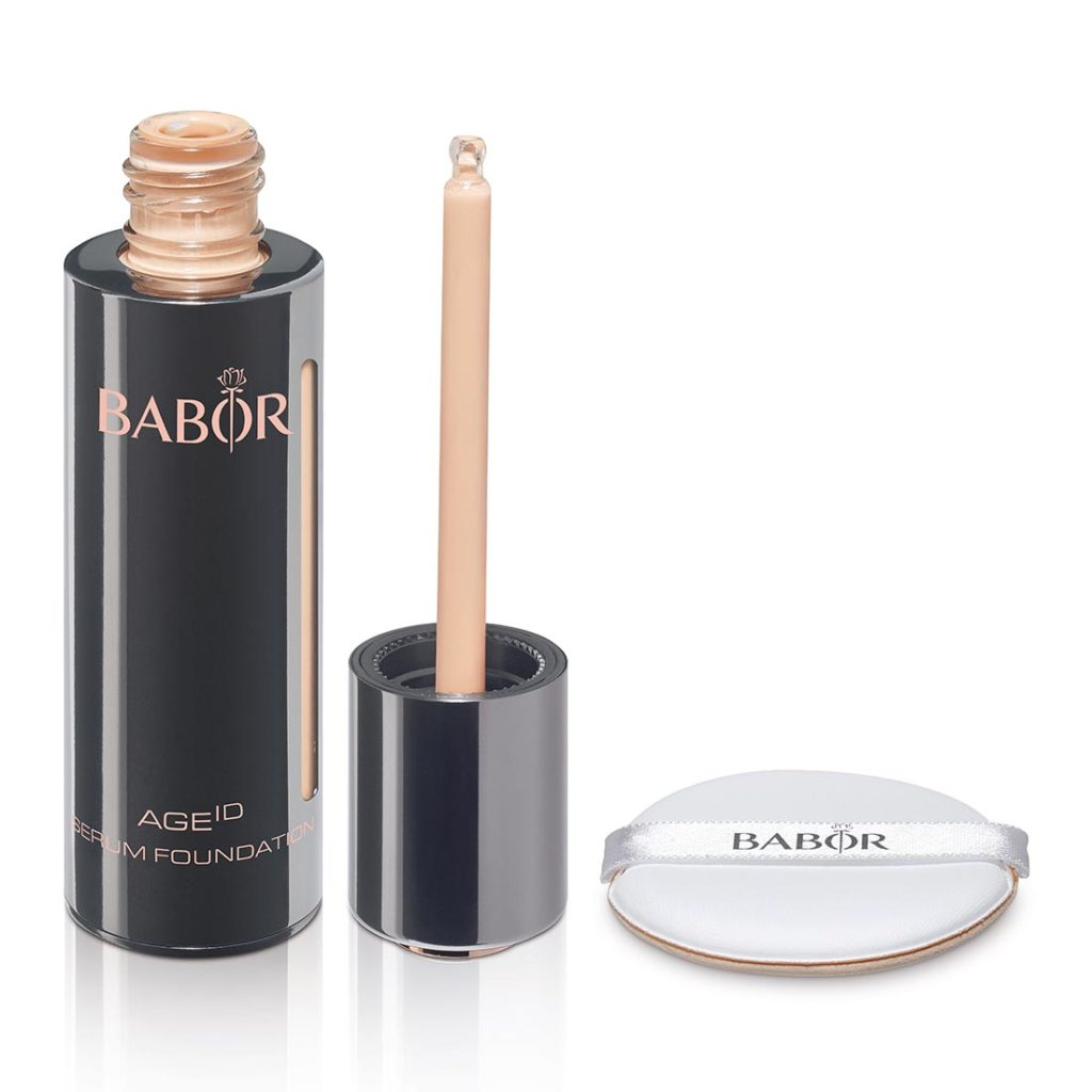 Babor serum foundation