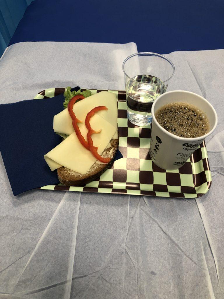 sjukhusfrukost