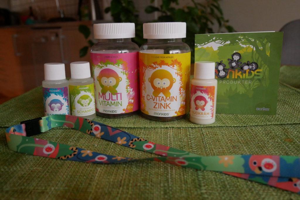 Vitaminer för barn