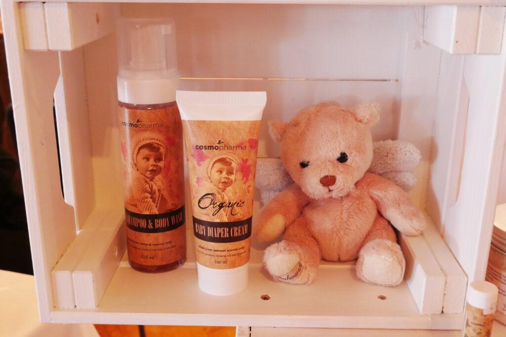 ekologiska baby produkter