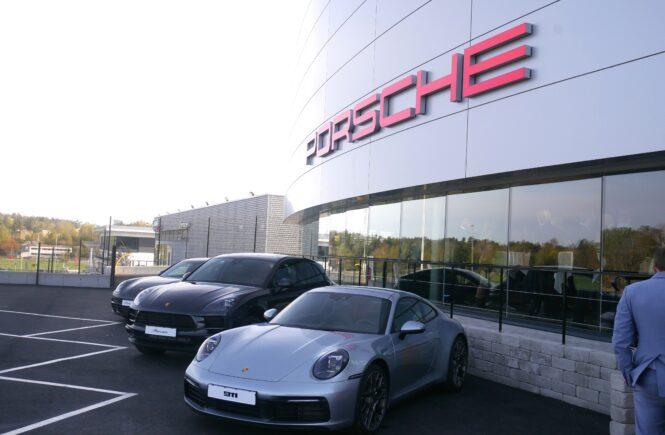 Porsche Danderyd