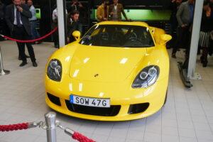 Gul Porsche