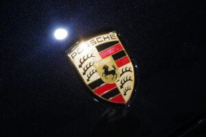 Porsche dekal