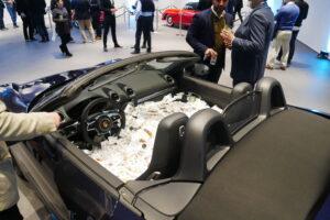 Porsche invigning