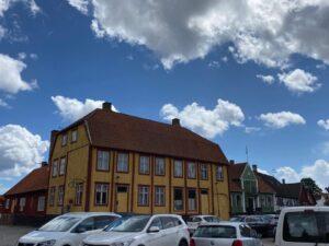 gamla bageriet i Åhus