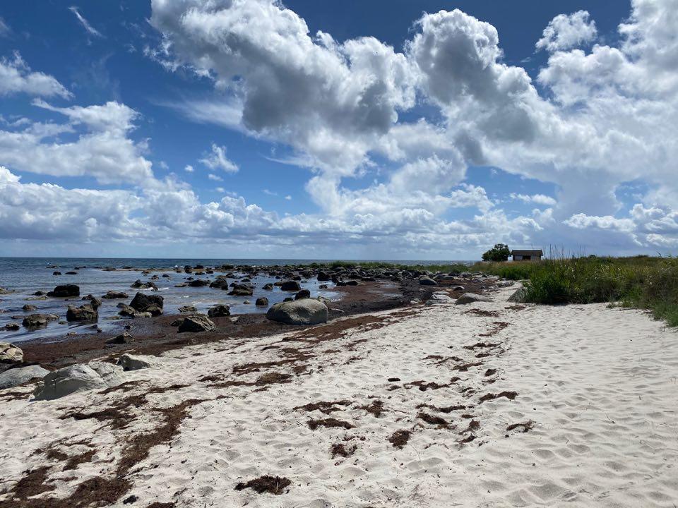 stranden i Åhus