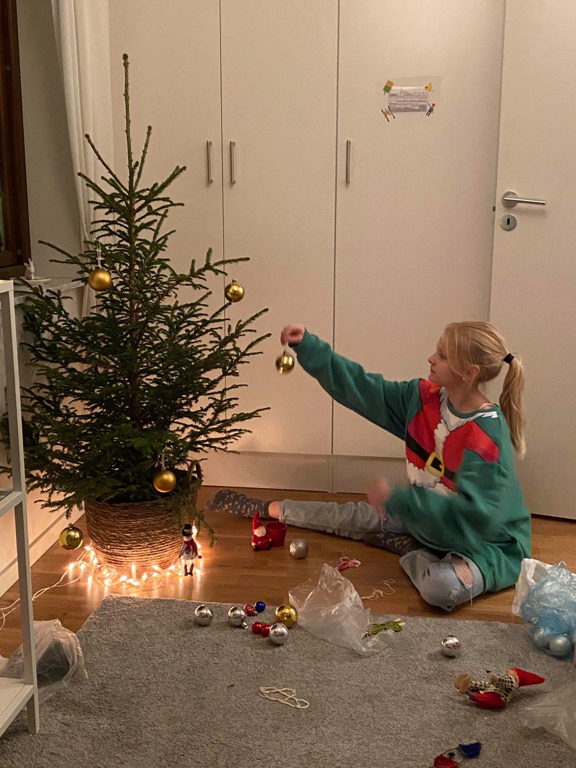 Längtar efter jul