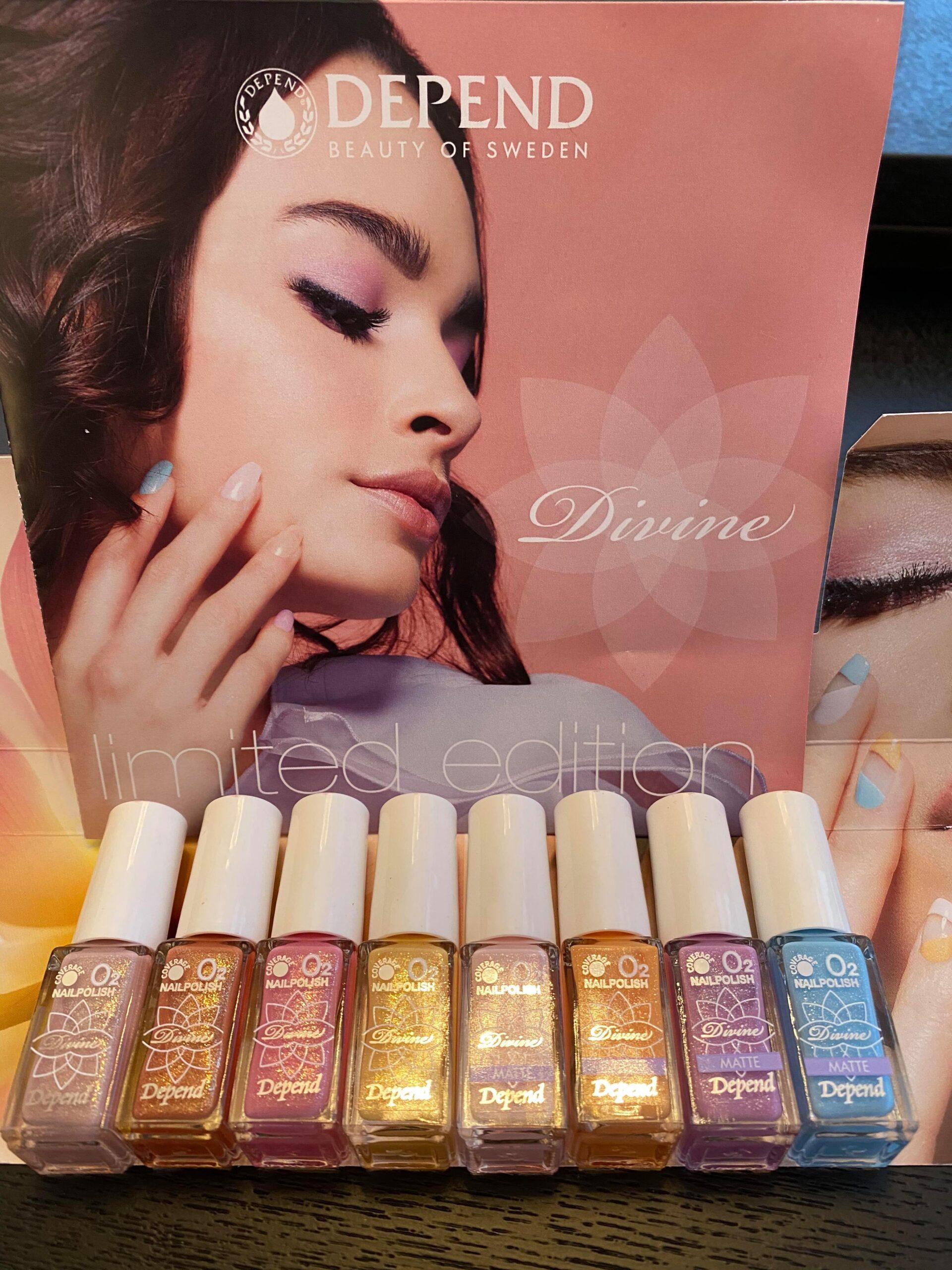 Divine kollektionsbox