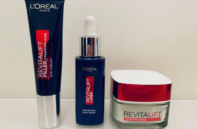Prisvärd hudvård från Loréal