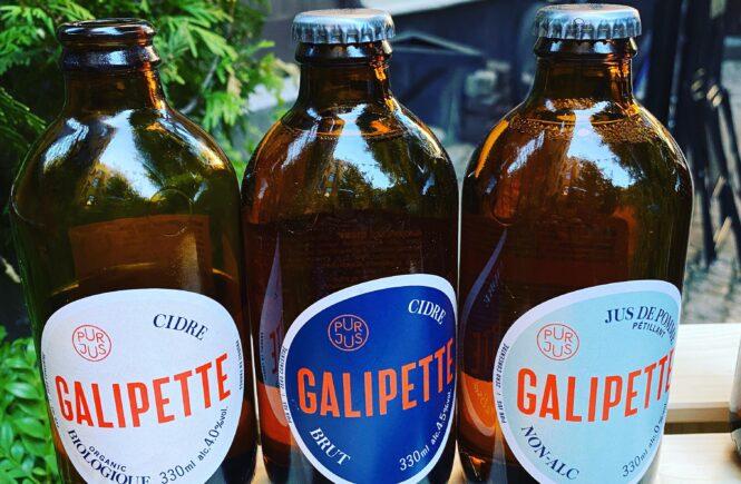Cider från Frankrike
