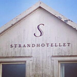 Strandhotellet i Öregrund